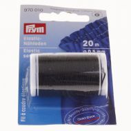 104. Elastic Sewing Thread - Black