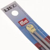 106. 3.25mm Needles - 30cm