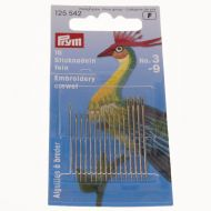 103. Embroidery Needles - 16 pack