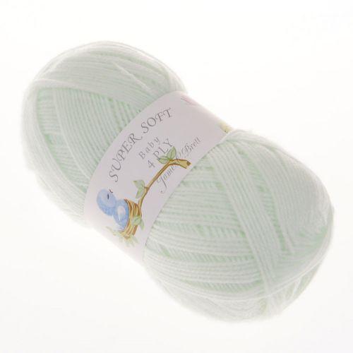 108. 4-Ply 'Super Soft' Acrylic - Mint
