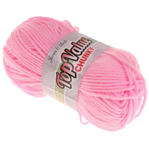 105. Chunky Acrylic - Pink 06