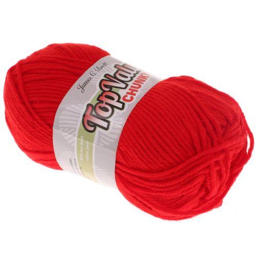 106. Chunky Acrylic - Red 14