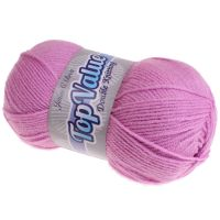 114. 'Top Value' DK Acrylic - Dusky Pink 8447
