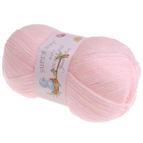 112. 'Super Soft' Baby DK Acrylic - Peach 8