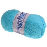 119. 'Top Value' DK Acrylic - Turquoise 847