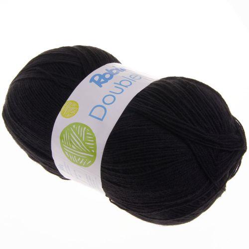 144. DK Acrylic 500g - Black