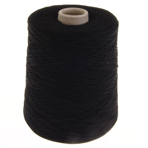 101. Combed Cotton - Nero