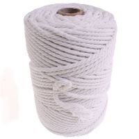 102. Cotton Cord - Bleached