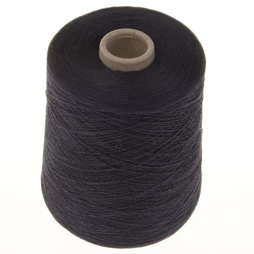 114. 1-Ply Mercerised Cotton - Charcoal 377