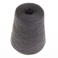116. 2-Ply Crepé - Charcoal 452