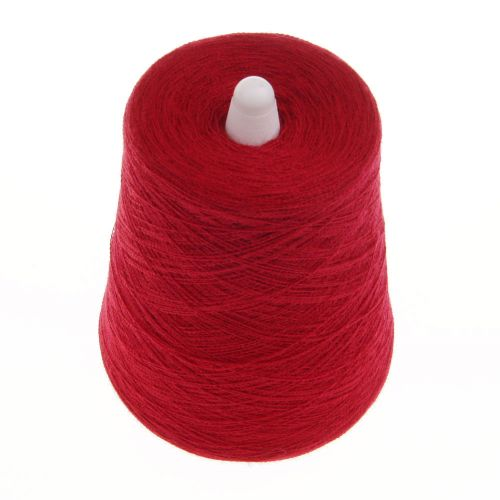 105. 2-Ply Crepé - Red 408