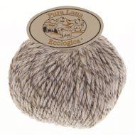 107. 'Ecologica' Wool - Beige Marl 606