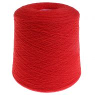 104. Super Geelong Lambswool - Flame 162