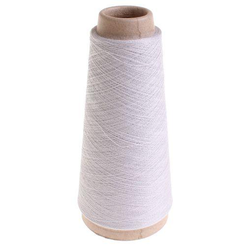 102. 'Kimono' Thermosetting Yarn - Silver 5693