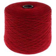 176. Lambswool Yarn - Dubonnet 110
