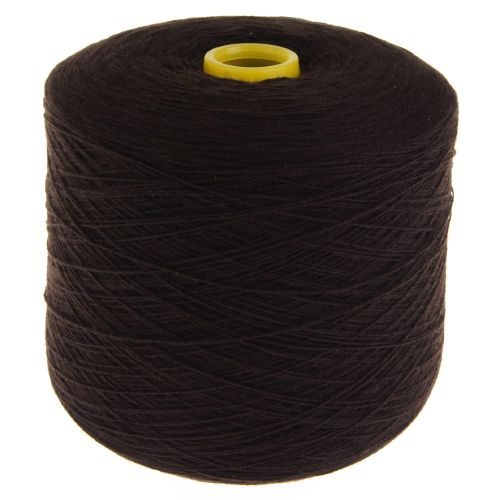 100231. Lambswool Yarn - Ebony 21 NOT CURRENT RANGE