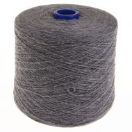 103. Lambswool Yarn - Grey Mix 3