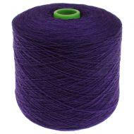 163. Lambswool Yarn - Jacaranda 396