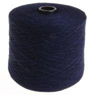 134. Lambswool Yarn - Oxford Blue 121