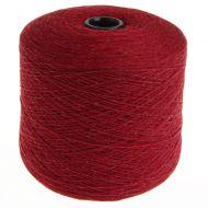 174. Lambswool Yarn - Poppy Melange 40