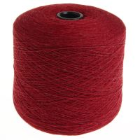 100185. Lambswool Yarn - Poppy Melange 40