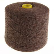 202. Lambswool Yarn - Tobacco 43