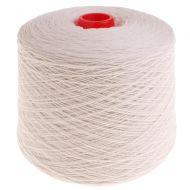 220. Lambswool Yarn - White 25