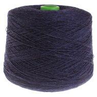 137. Lambswool Yarn - Ink 404 NEW