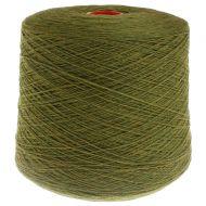 119. Lambswool Yarn - Moss 403 NEW