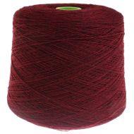 168. Lambswool Yarn - Red Velvet 406 NEW