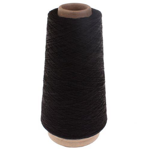104. 2/28 Linen - Black 807
