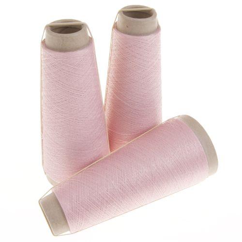 107. Transparent Effects Lurex - Pale Pink 1082