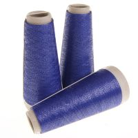 125. Transparent Effects Lurex - Royal Blue 779