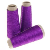 121. Classic Twist Lurex - Imperial Violet 1398