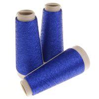 141. Classic Twist Lurex - Persian Blue 1422