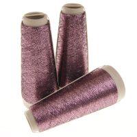 131. Classic Twist Lurex - Pink Granite 1410
