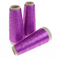 120. Classic Twist Lurex - Purple Orchid 1399