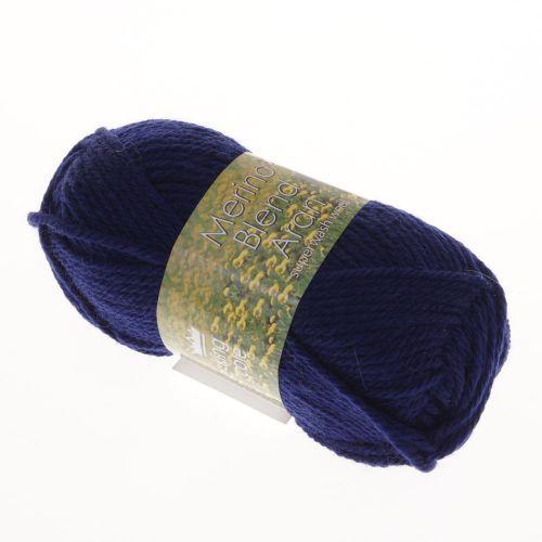 104. Aran Merino Wool - Navy 769