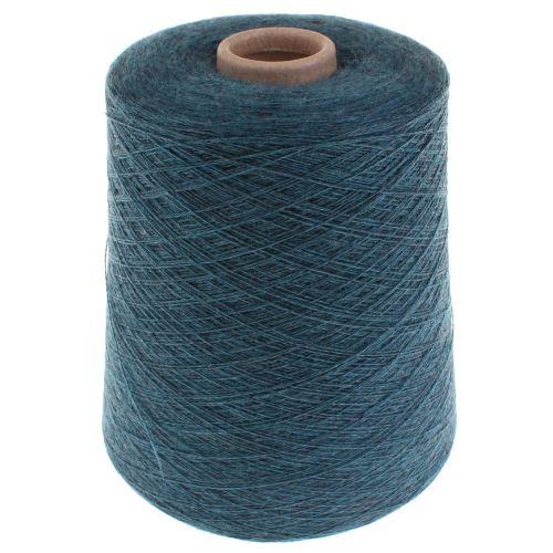 125. Merino Wool 2/30 - Petrolio / Zola