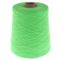 128. Merino Wool 2/30 - Verdefluo / Vasia