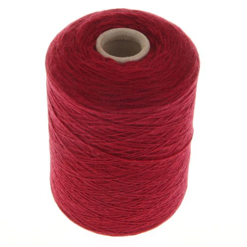 106. 4-Ply Merino Wool - Cranberry 703