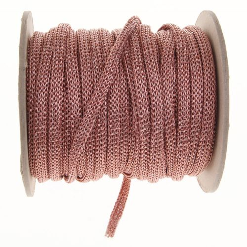 109. Metallic Chain AB16N - Pink 94
