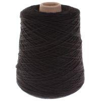 114. 'Mistral' Merino Wool - Nero 0067