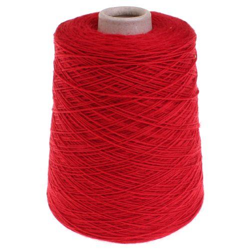 105. 'Mistral' Merino Wool - Rosso 0163