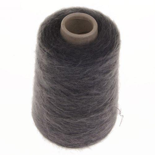 105. 66% Mohair, 30% Nylon, 4% Wool - Slate Grey 1627