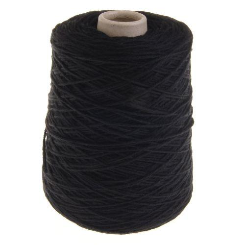 105. 'New Jersey' Merino Wool - Black 0067