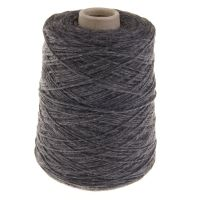 104. 'New Jersey' Merino Wool - Charcoal 0154