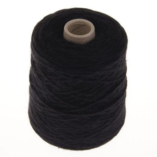106. ECHOS - 70% Organic Wool & 30% Alpaca - Black 0067