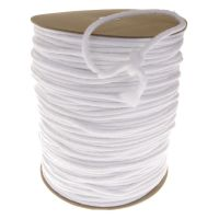 102. Polyester Cord (1 Poly) - White