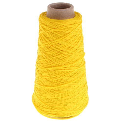 127. 'Detroit' Polypropylene - Yellow 3819